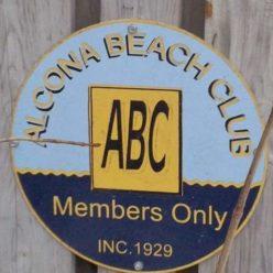 Alcona Beach Club